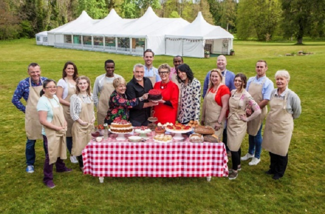 Have you got what it takes to enter the Great British Bake