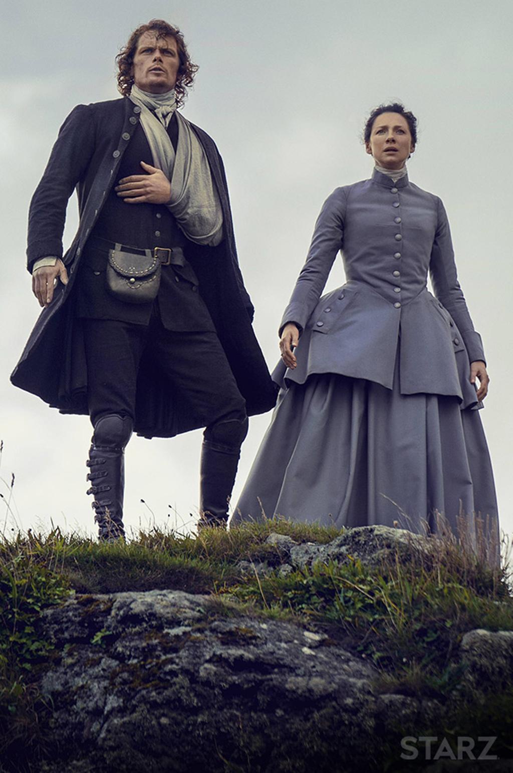 Outlander star Sam Heughan talks to Scottish Field
