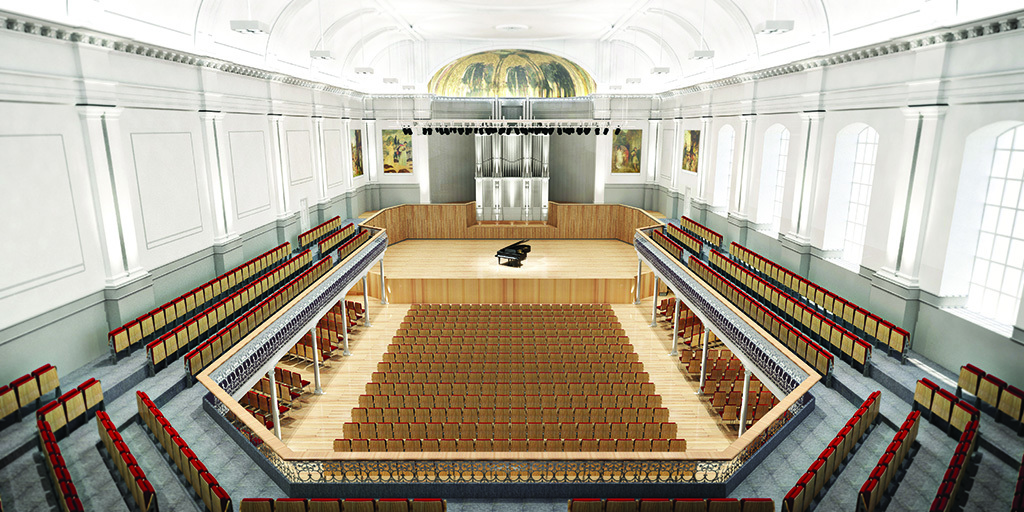 a double boost to restore aberdeen music hall scottish field. Black Bedroom Furniture Sets. Home Design Ideas