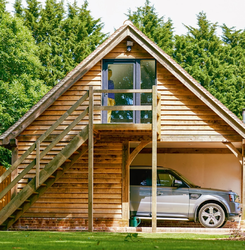 Garage Designs Uk: Build Your Dream Garage With Oakwrights