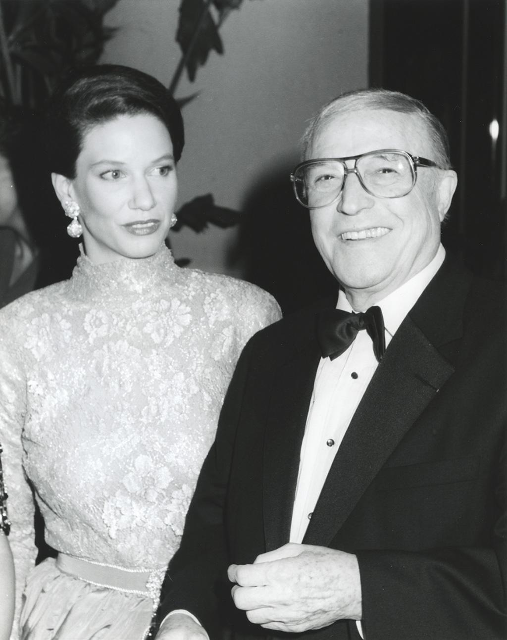 Gene Kelly and Patricia Kelly