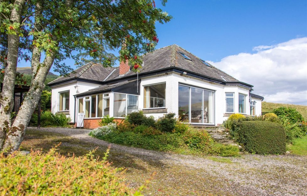 Property For Sale On Loch Tay