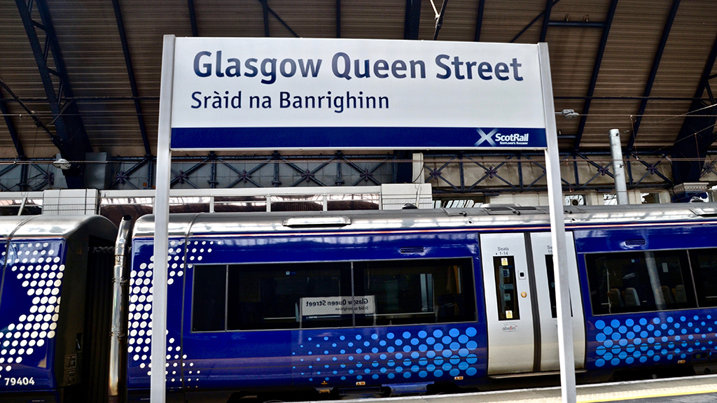 Scottish train station goes off the rails - Scottish Field