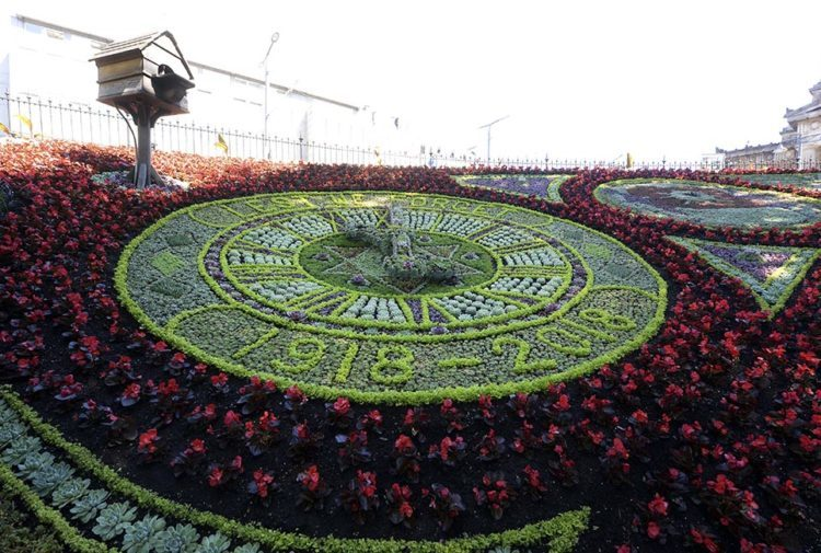 Edinburgh's Floral Clock