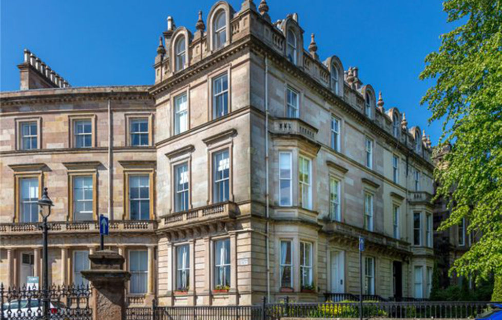 An attractive apartment in Glasgow's West End - Scottish Field