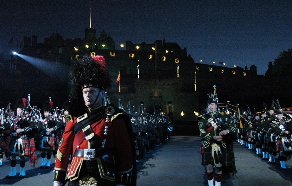 The military tattoo comes to your living room scottish field for Scottish military tattoo 2018