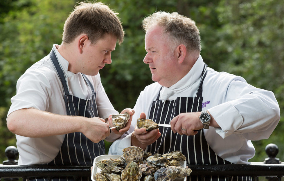 Search is on for the best shucker in Scotland - Scottish Field
