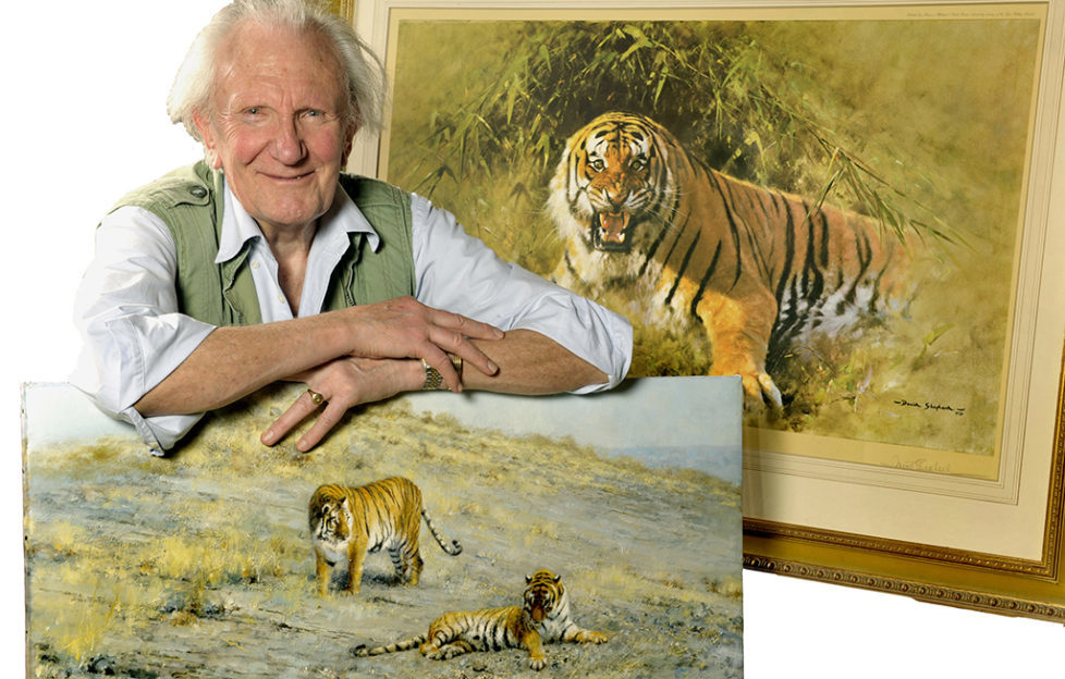 057e9a32 Search launches to find 'lost' works by wildlife artist - Scottish Field