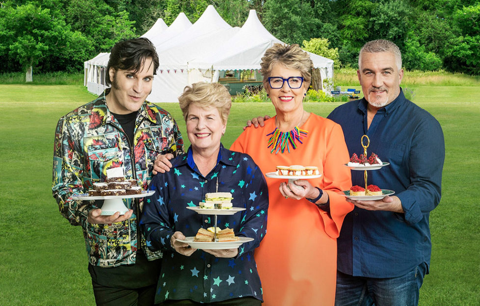Could you be a Great British Bake Off contestant? - Scottish