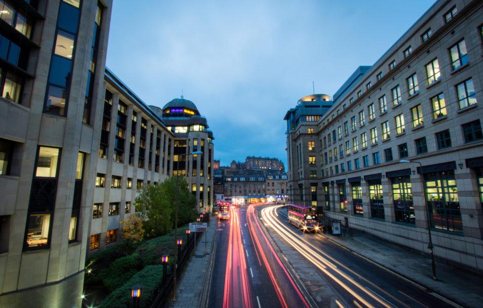 e4bcad66f6 Edinburgh city centre could be set for 'radical change' - Scottish Field