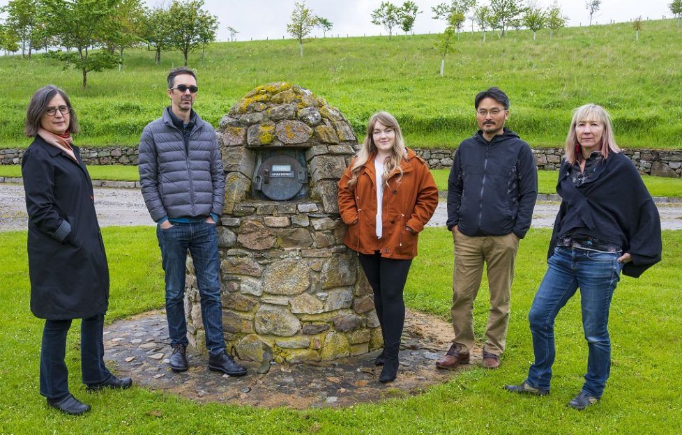 Artists arrive for 2019 Glenfiddich residency - Scottish Field