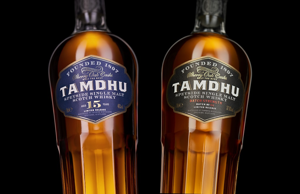 Sherry cask matured whisky wins double award
