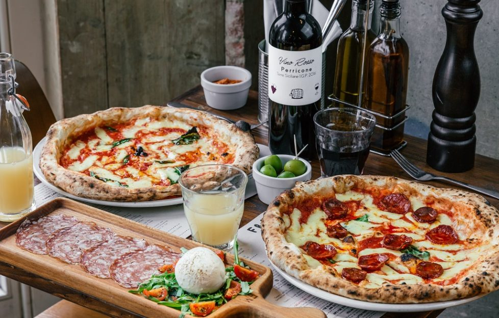 Pizzeria With A Difference Opens Its Doors Scottish Field
